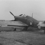 Hawker Hurricane prototype