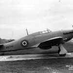Hawker Sea Hurricane Mk IC V6741 III April 1943