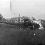 Hurricane VY-B of No. 85 Squadron RAF France