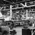Hurricane Mk IIC assembly LF772 LF773 LF774