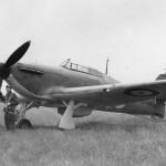 Hurricane Mk I Z3593 British Honduras 1940