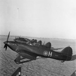Hurricane Mk I Z4204 H of B Flight No 30 Squadron RAF at Idku Egypt