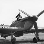 Hurricane Mk I flown by Sgt G Sammy Allard of No 85 Squadron July 1940