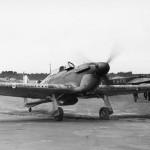Hurricane Mk I flown by Sgt G Sammy Allard of No 85 Squadron July 1940 2