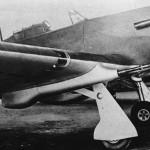 Hurricane Mk I with 20mm gun