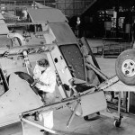 Hurricane assembly and production wing center section