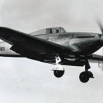 Hurricane prototype K5083 1935 in flight