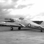 Hurricane prototype K5083 1935 left side view