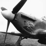 Langley defence Hurricane Mk IIB