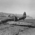 Sea Hurricane Mk XII JS327 shot down 1942 Oran 8th November 1942