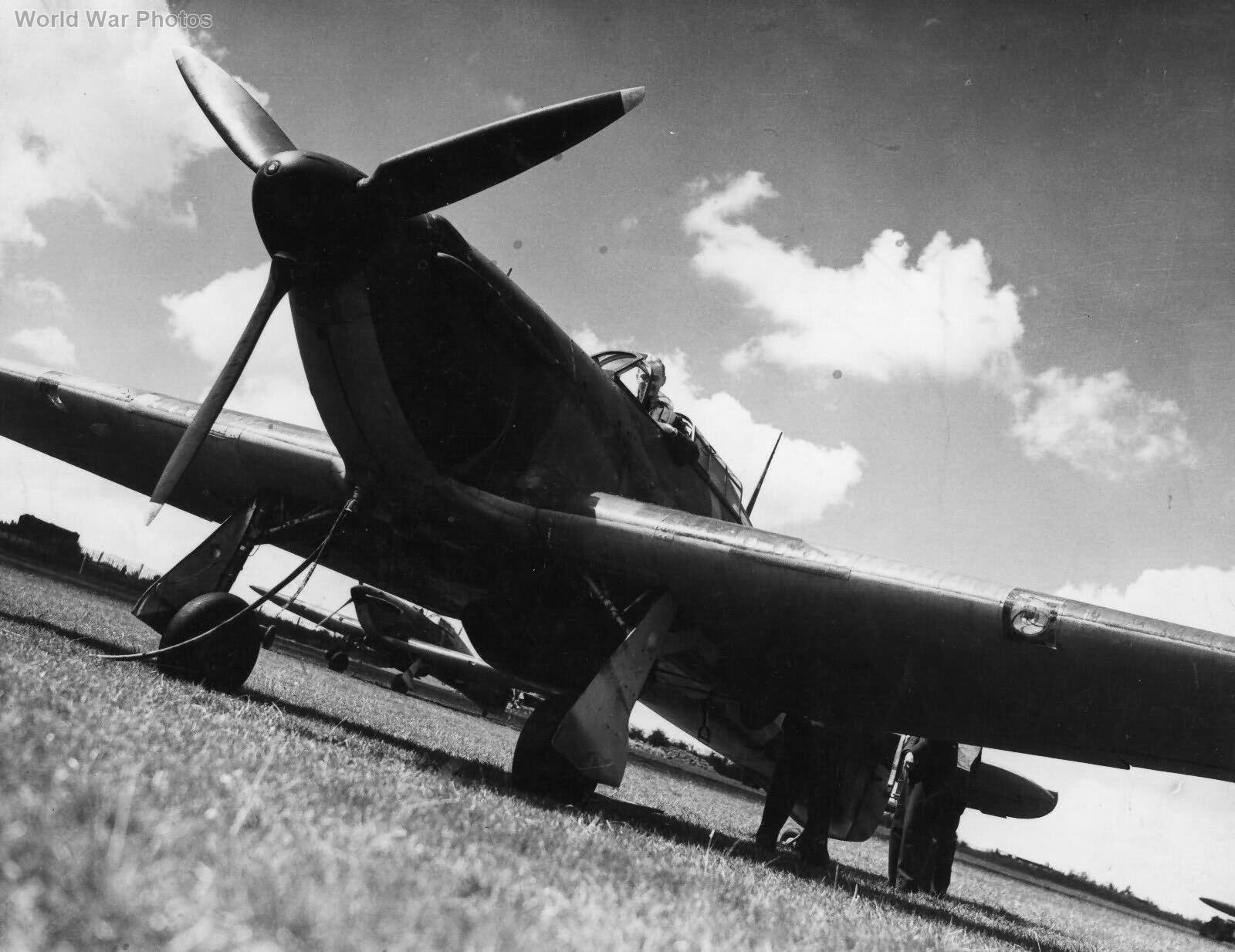 Hawker Hurricane 4
