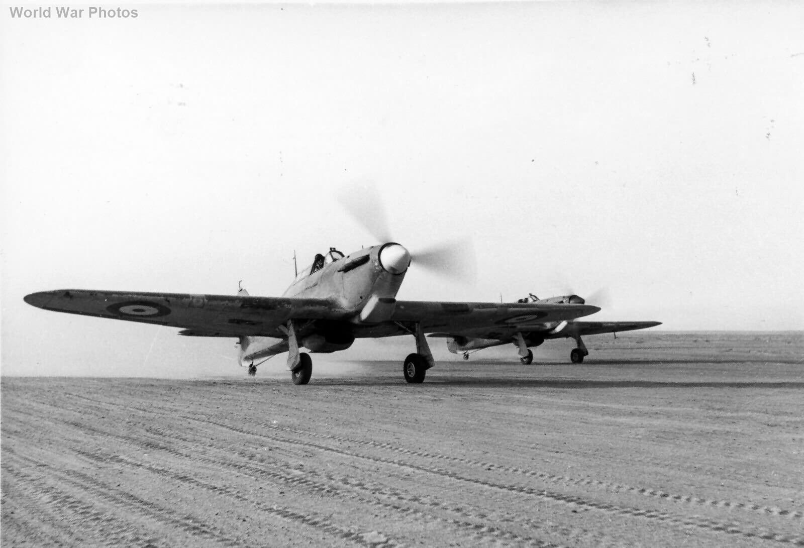 Hurricane 237 Sqn 12 May 1942