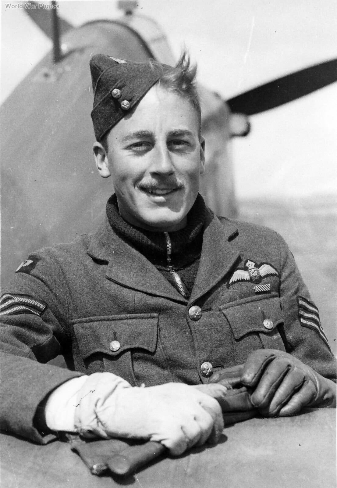 Hurricane Ace Sgt Hewitt Greece 1941