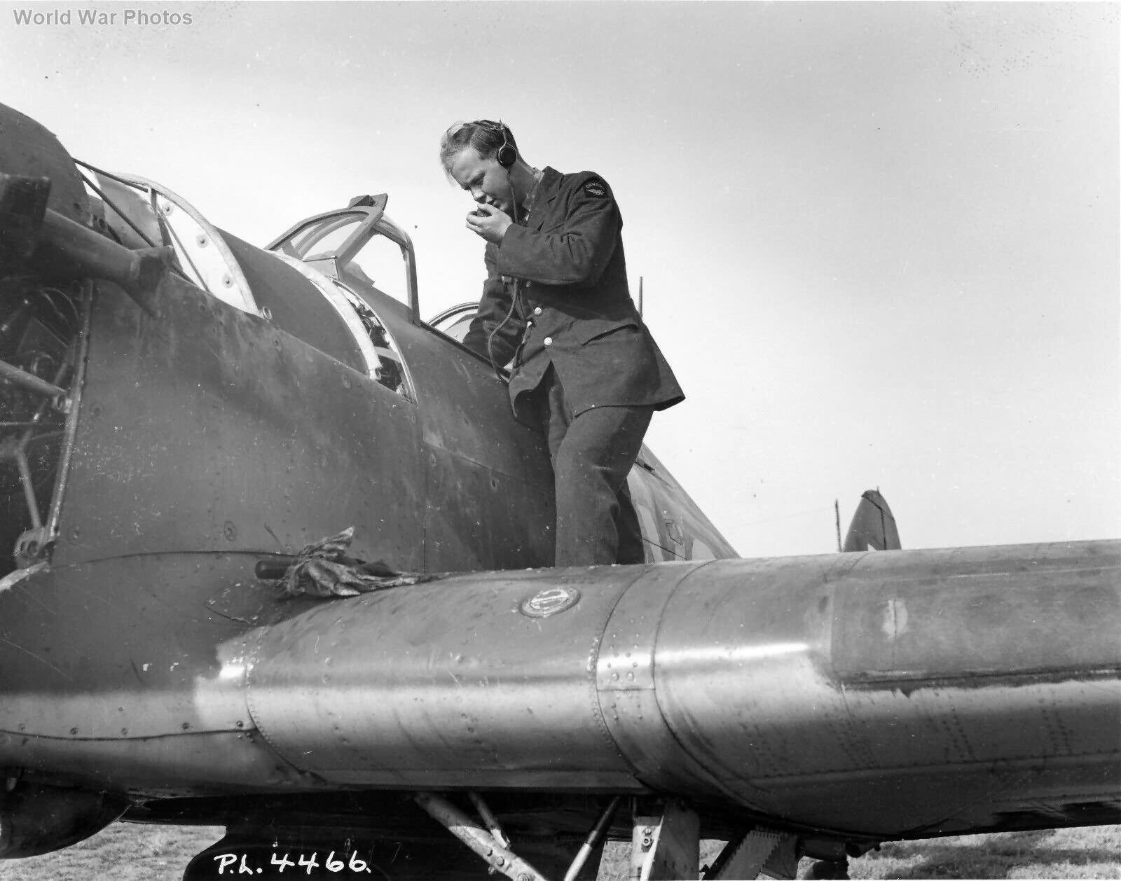 Hurricane IIb 401 Squadron RCAF