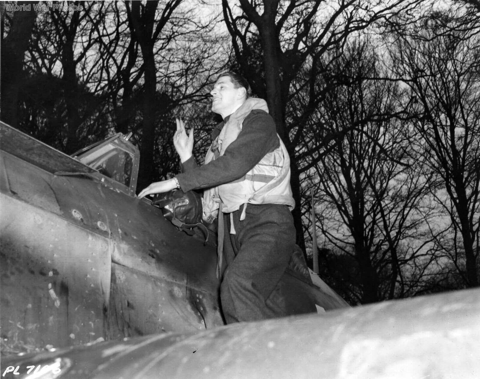 Canadian Hawker Hurricane IIb