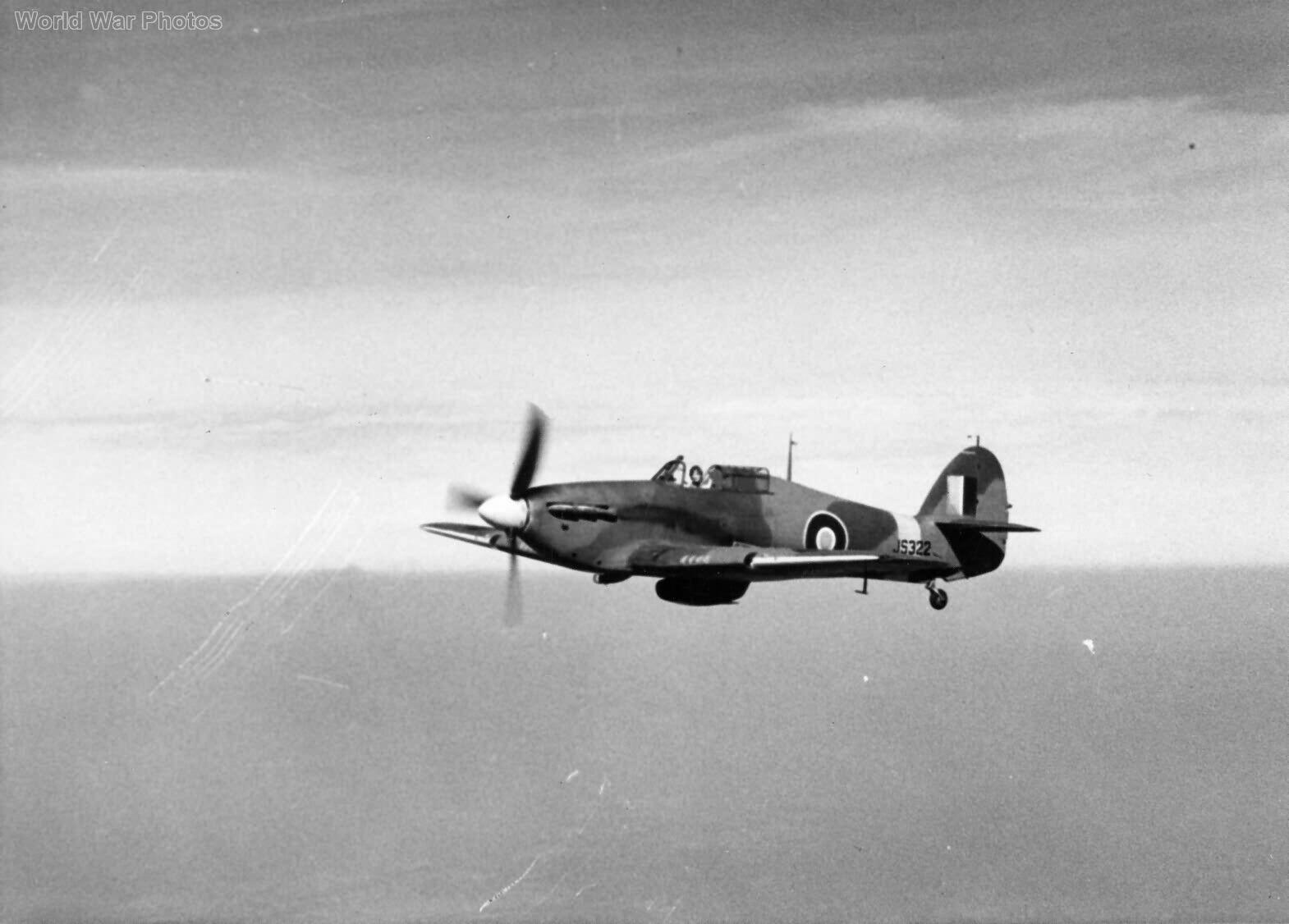 Hawker Hurricane Mk XI
