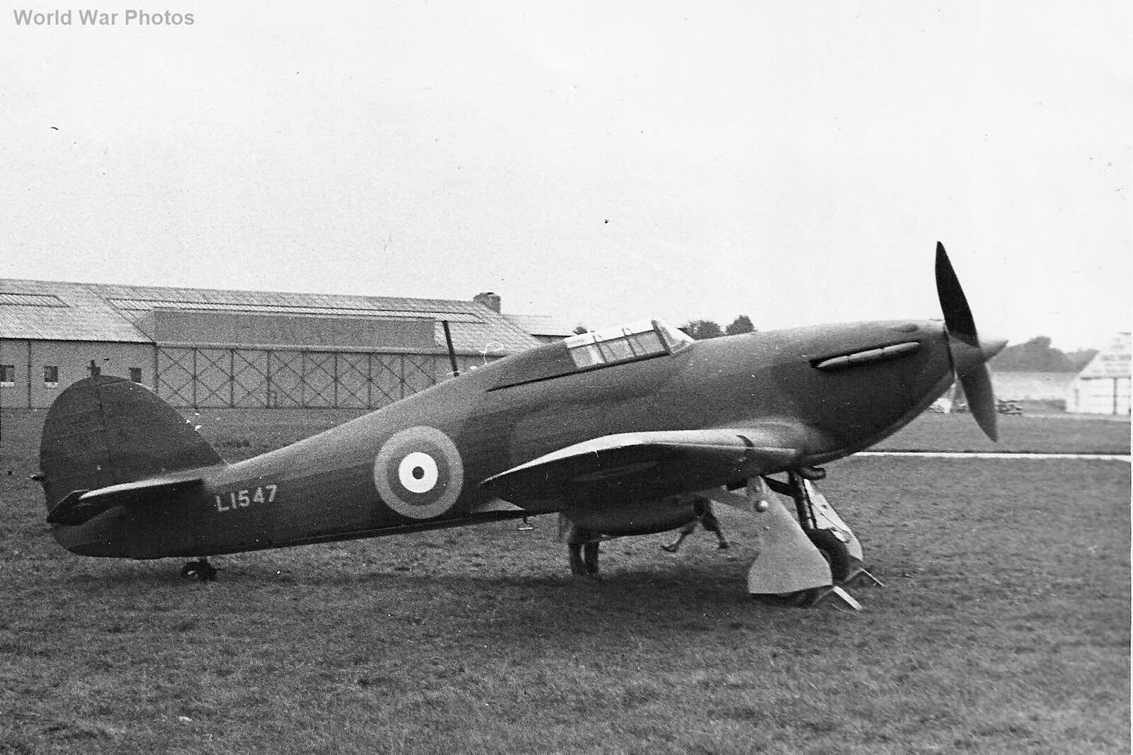 Hawker Hurricane L1547