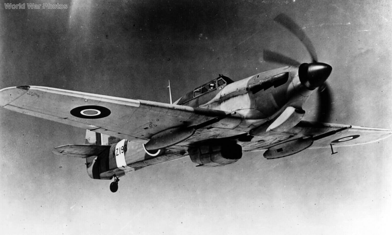 Hawker Hurricane Mk IVD KZ193