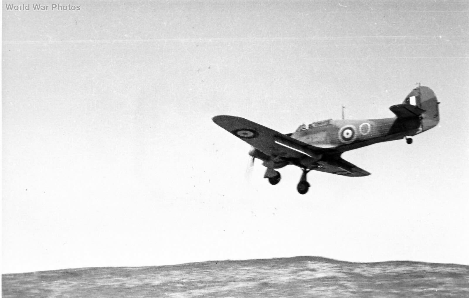 Hurricanes 260 Squadron
