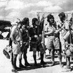 Wykeham-Barnes of 80 Squadron RAF