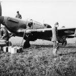 Hurricane 87 Sqn France