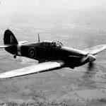 Hurricane Colonel L B Hillsinge may43