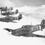 Hawker Hurricanes IIC 1942