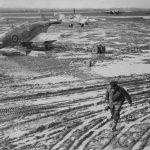Hurricane IIc 32 Sqn Maison Blanche 1943