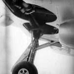 Hurricane Mk.I undercarriage detail