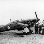 Hawker Hurricane N2358 Vassincourt April 1940