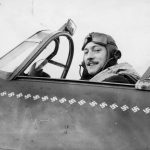 Hurricane pilot Squadron Leader Stanford Tuck