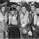 Hurricane pilots 257 Sqn Martlesham Heath