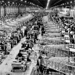 Hawker Hurricanes production line
