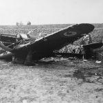 Hawker Hurricane revetment