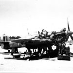 Hurricanes 260 Squadron El Ballah 1942