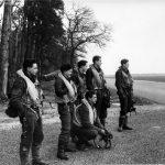 Hurricane pilots of No. 402 Squadron RAF