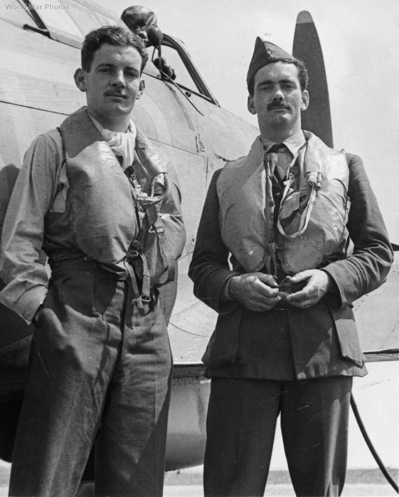 Hurricane pilots
