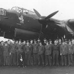 106 Sqn Lancaster ED593