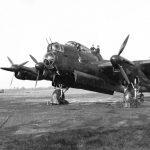 Lancaster of No. 50 Squadron RAF