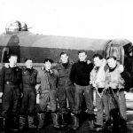 Lancaster 625 Sqn CF-G