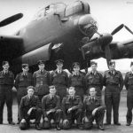 Lancaster 97 Sqn Coningsby