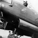 Lancaster ED655 DX-X 57 Sqn