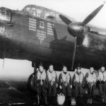 Lancaster ED888 103 Sqn 140 ops