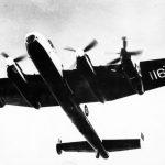 Lancaster Mk I FE TW911
