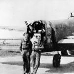 Lancaster PA280 9J-P 227 Sqn