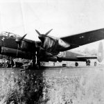Lancaster from 61 squadron RAF