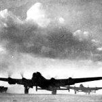 Lancasters at Blida 1943