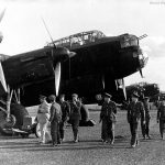 Lancasters 83 SqnWyton 22oct42
