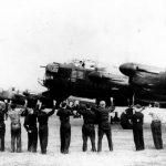 Lancasters ED860 ED588 1943