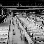 Lancasters production line